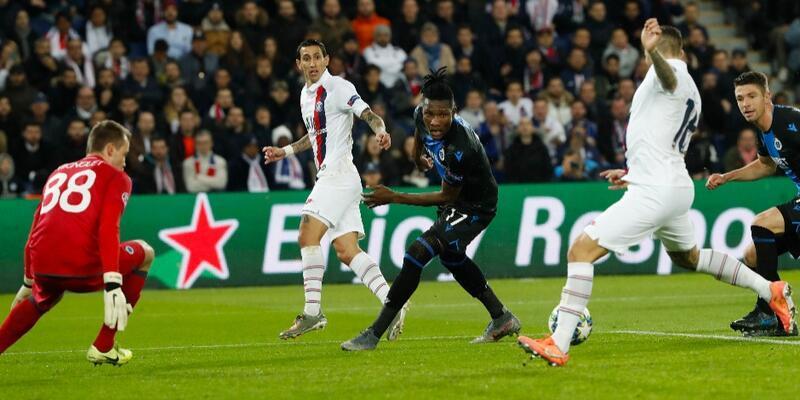 Mbaye Diagne penaltı kaçırdı