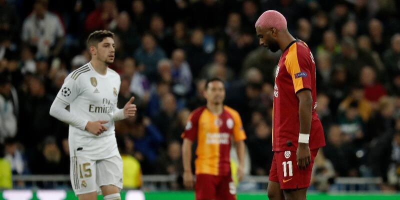 Real Madrid 6-0 Galatasaray MAÇ ÖZETİ