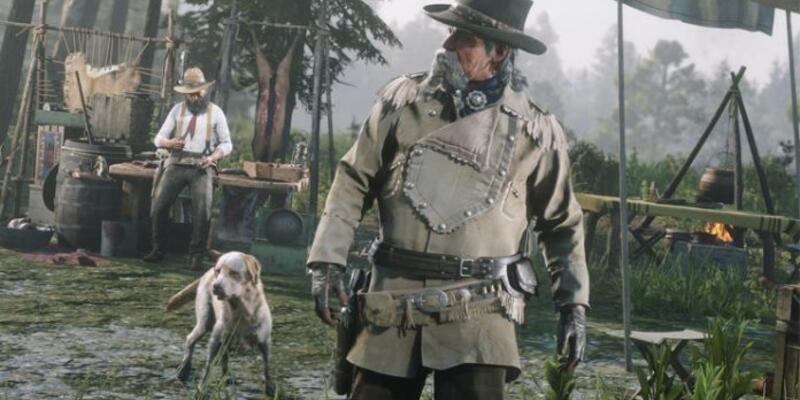 Red Dead Redemption 2 için ilk güncelleme yayınlandı