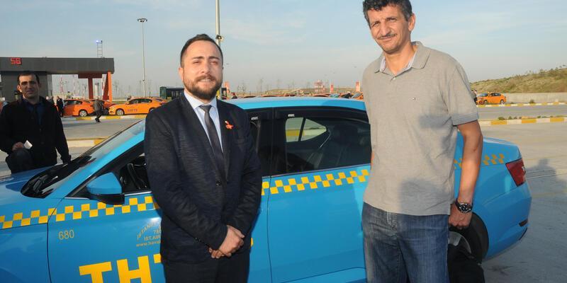 128 bin lirayı takside unuttular