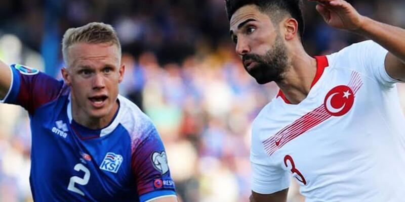 İzlanda'nın Türkiye kadrosu açıklandı