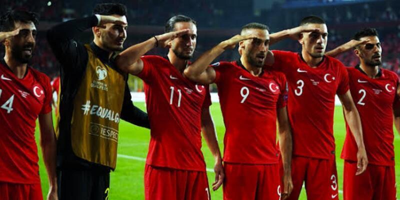 Türkiye'nin İzlanda ve Andorra maçlarının kadrosu açıklandı