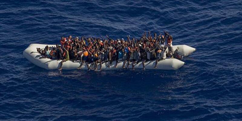 Akdeniz dalgalarını aşıp İtalya'ya gittiler! BM raporunda 60 bin çocuk detayı