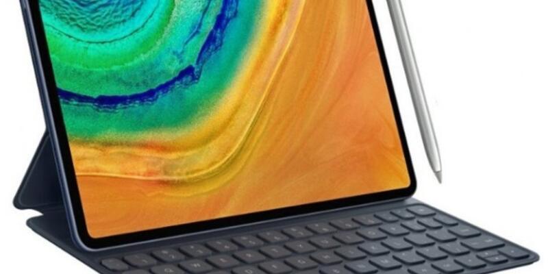 Huawei MatePad Pro, 30W hızlı şarj desteğine sahip olacak