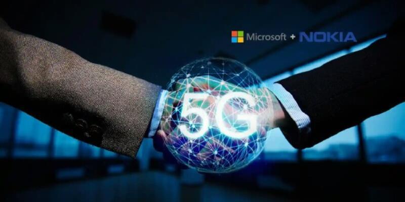 Nokia ve Microsoft 5G projesi geliştirecek