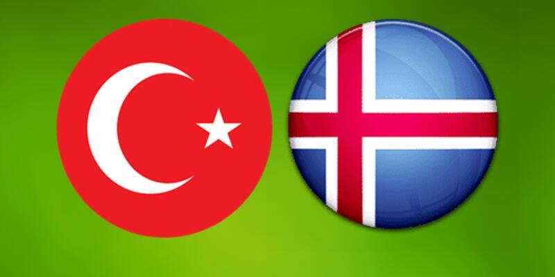 Milli maç ne zaman, Türkiye İzlanda maçı saat kaçta, hangi kanalda?