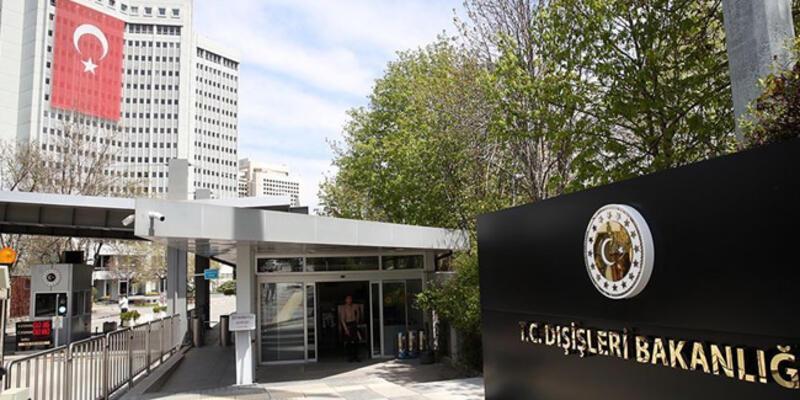 AB Dış İlişkiler Konseyi'nin aldığı kararlara tepki