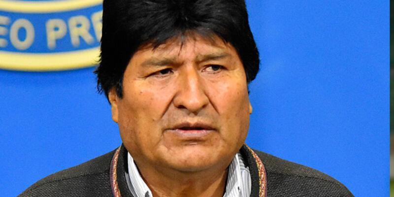Evo Morales'in istifasının ardından Bolivya'da sokaklar karıştı