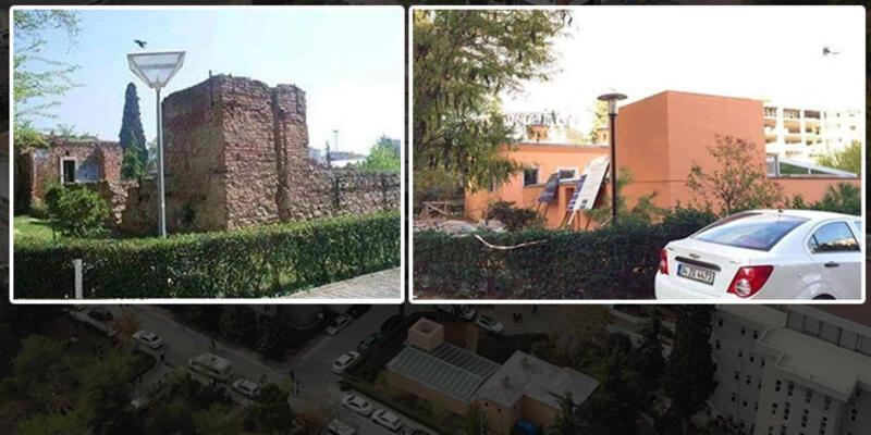 İstanbul'da tepki çeken restorasyon... 3 yılın sonunda bu hale geldi