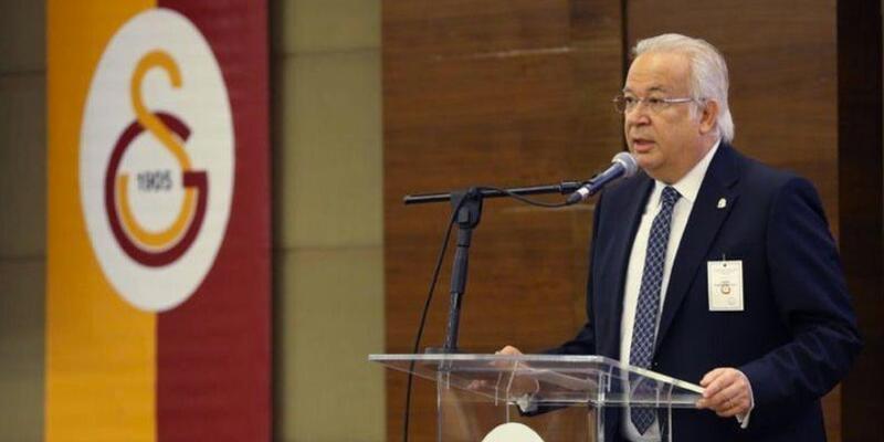 Eşref Hamamcıoğlu aday olmadığını açıkladı