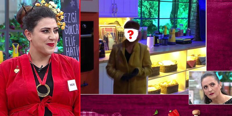 Mutfaktaki gizemli kişi kim?
