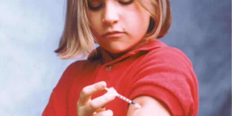 Diyabet çocuklarda da sık görülmeye başladı