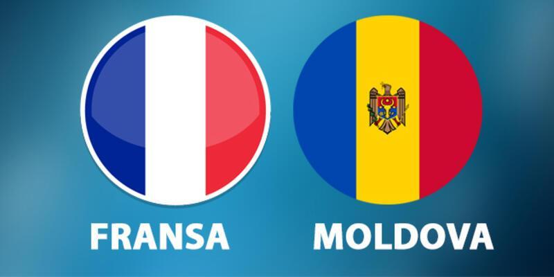 Fransa Moldova maçı ne zaman, saat kaçta, hangi kanalda izlenecek?