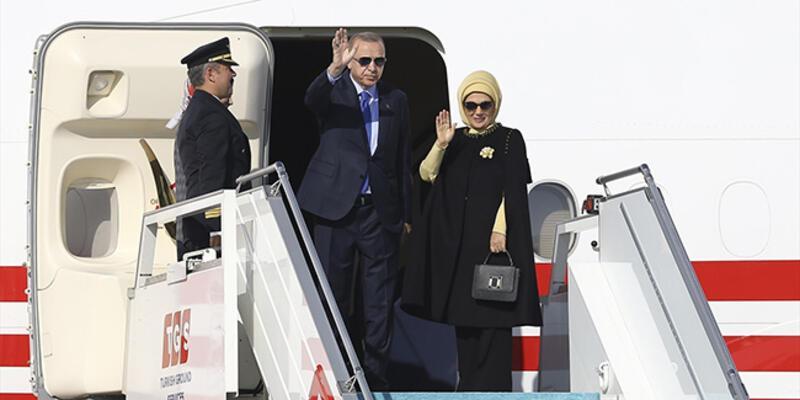 Son dakika... Cumhurbaşkanı Erdoğan, ABD'den döndü