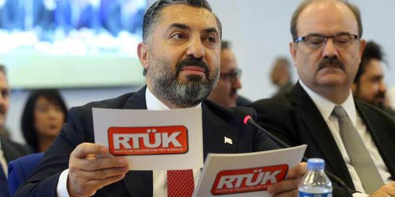 RTÜK Başkanı Şahin'den medyaya 'siyanür' uyarısı