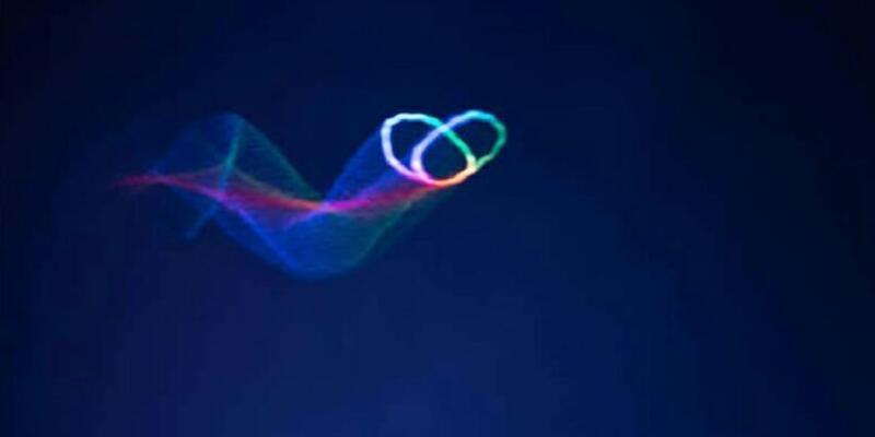 Ses dalgaları ile hologram yaptılar