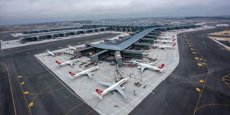 İstanbulHavalimanı, 2 uluslararasıhavalimanıile anlaşma yaptı