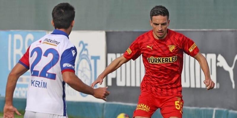 İzmir'de 7 gollü maç