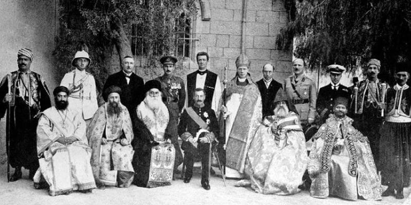 İsyanların arkasındaki İngiliz gizli örgütü: Arap Büro