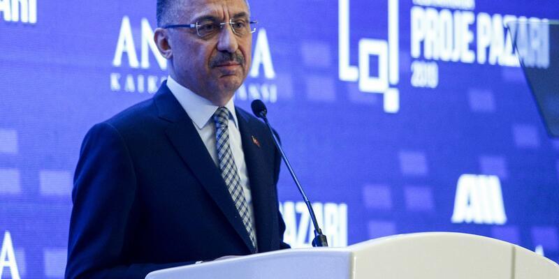 Cumhurbaşkanı Yardımcısı Oktay'dan önemli açıklamalar