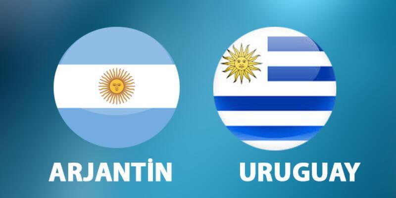 Arjantin Uruguay maçı ne zaman, saat kaçta, hangi kanalda izlenecek?