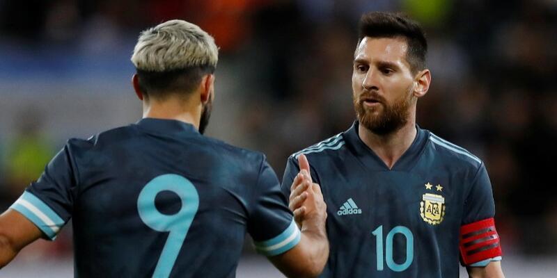 Lionel Messi 90+2'de beraberliği getirdi