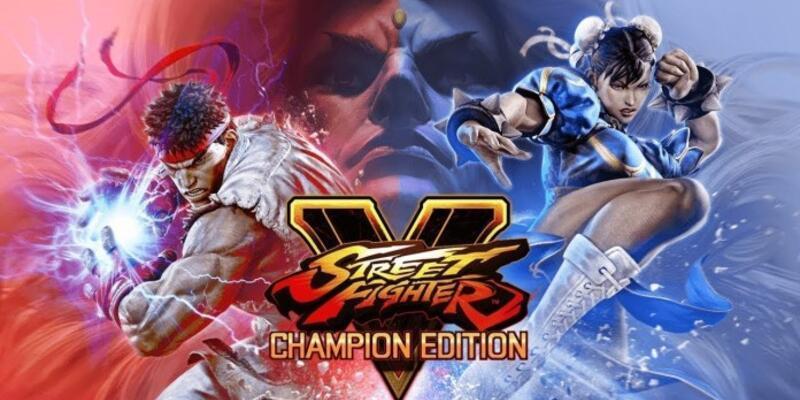Street Fighter V Champion Edition duyuruldu