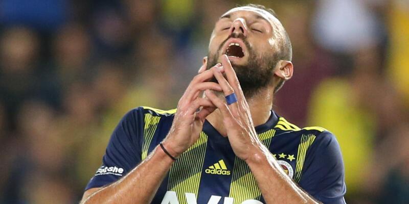 Fenerbahçe'nin 5 puanı direkten döndü