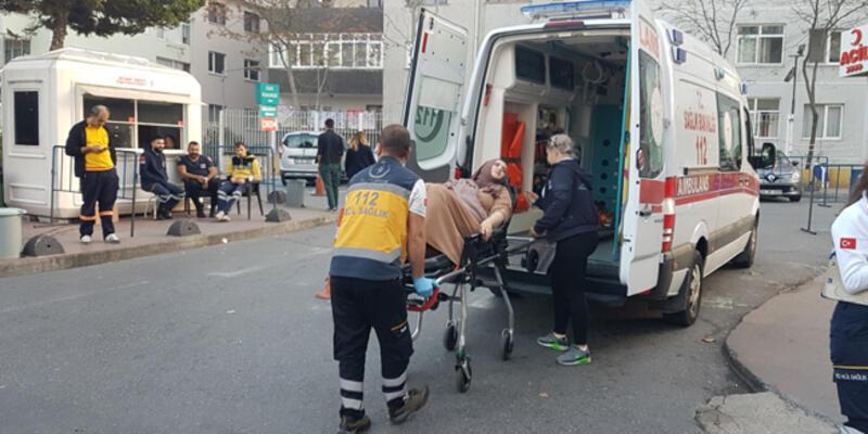 Yer: Taksim! Sevmek için kolunu uzattı, kanlar içerisinde yerde kaldı