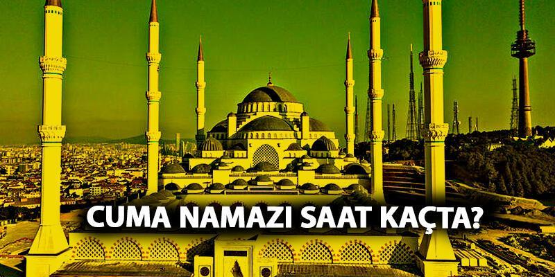 Cuma saati 03.01.2020… İstanbul cuma namazı vakti saat kaçta?