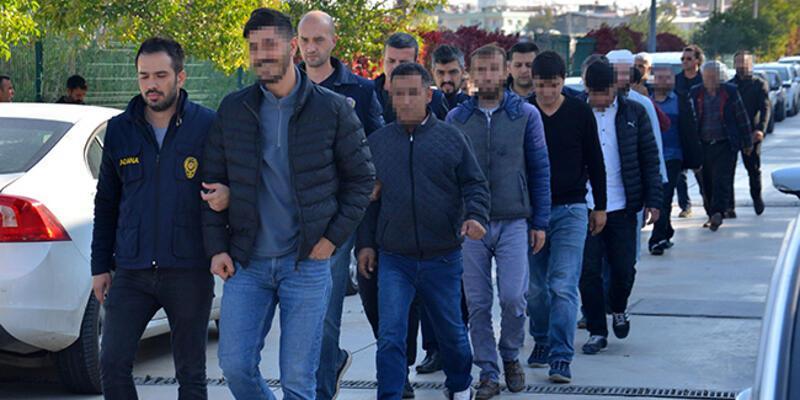 'Barış Pınarı'yla ilgili kara propagandaya 46 gözaltı