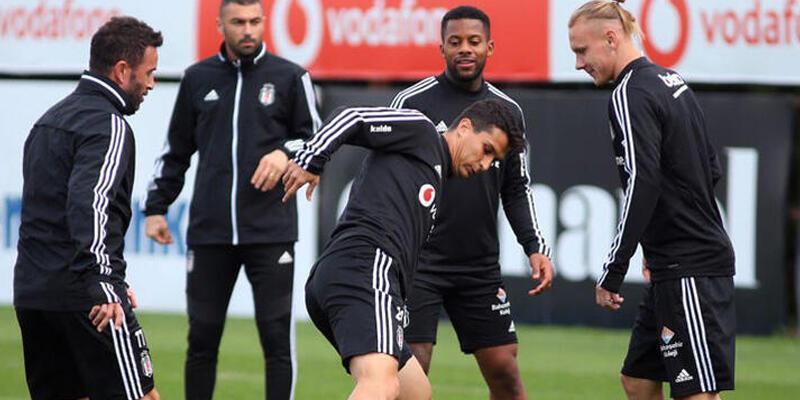 Beşiktaş'ın Konyaspor kadrosu belli oldu