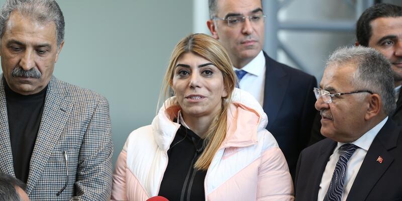 Kayserispor'un yeni başkanı Berna Gözbaşı oldu