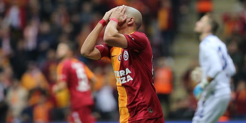 Galatasaray 0-1 Başakşehir MAÇ ÖZETİ