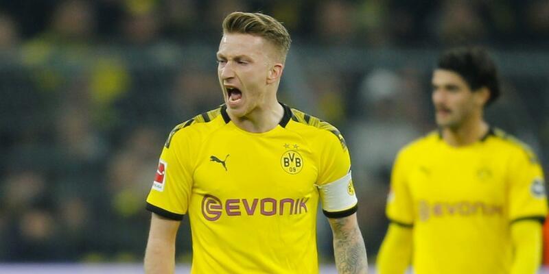 Dortmund 3-0'dan geri döndü