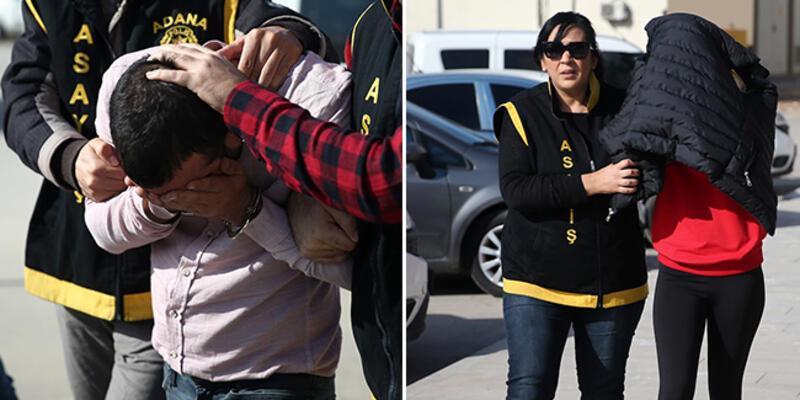 3 gün önce evlenen çift, kuyumcudan dolandırıcılık iddiasıyla yakalandı