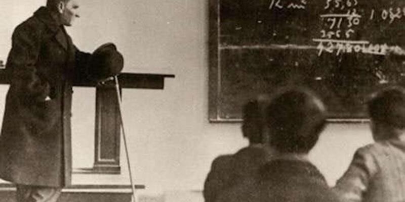Google'dan 24 Kasım sürprizi: İşte Öğretmenler Günü tarihçesi