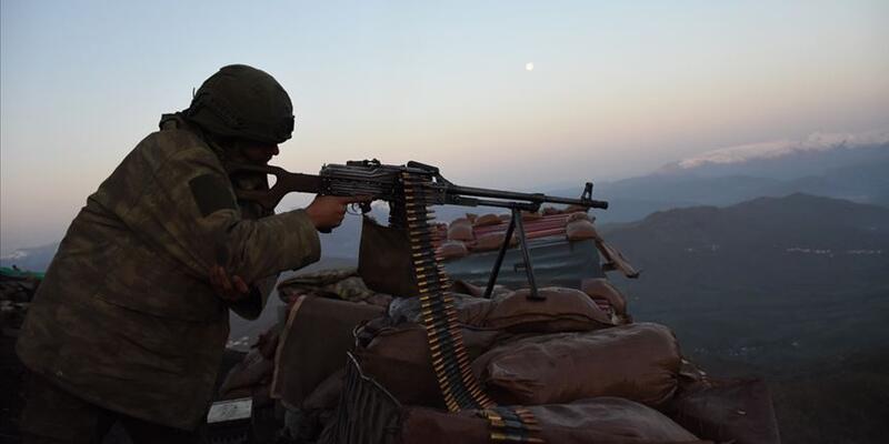 7 sivili şehit eden teröristler etkisiz hale getirildi