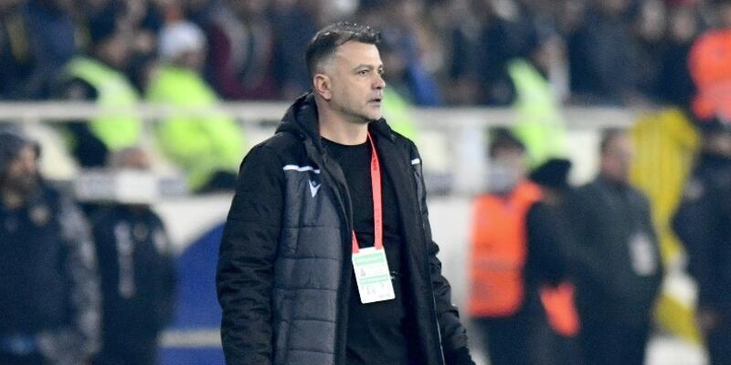 Murat Şahin'den hakem eleştirisi
