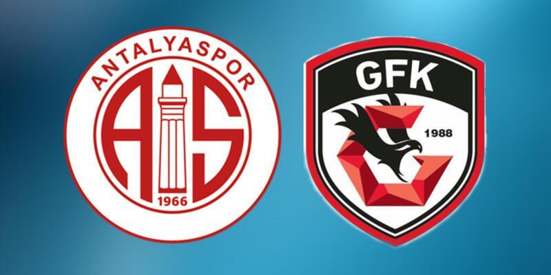 Antalyaspor Gaziantep maçı ne zaman, saat kaçta, hangi kanalda izlenecek?
