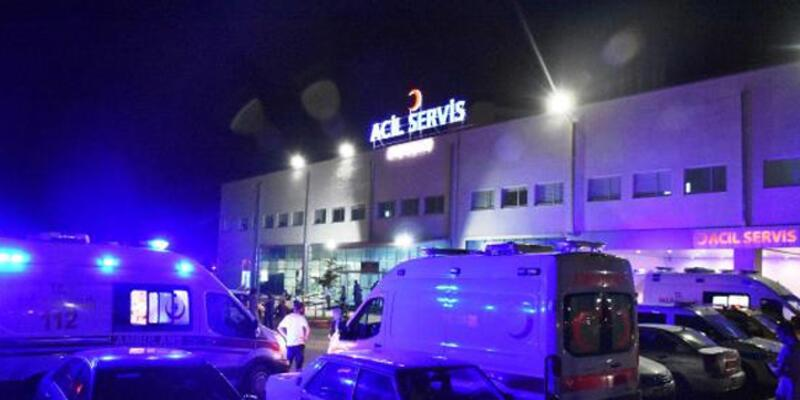 Malatya'da, yüzme havuzuna düşen temizlik işçisi öldü