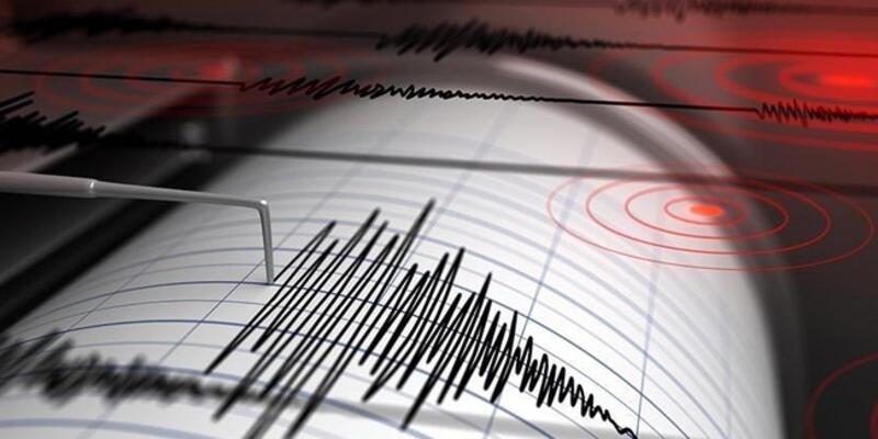 Papua Yeni Gine'de 5,4 büyüklüğünde deprem