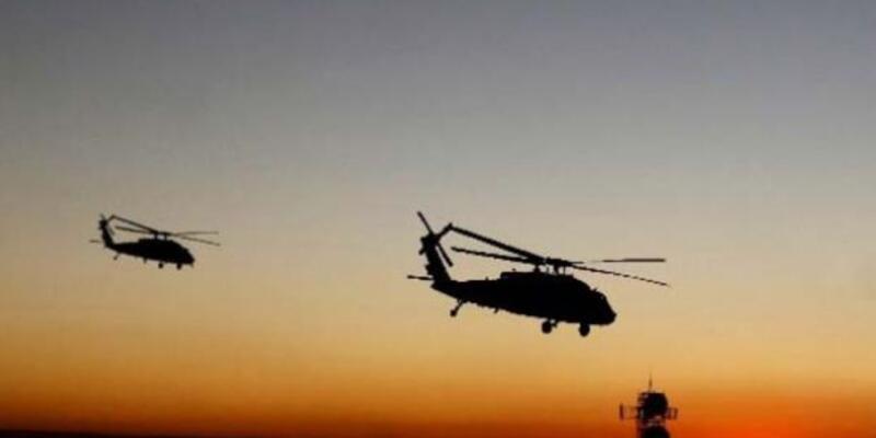 Mali'deki helikopter kazasında 13 Fransız askeri öldü