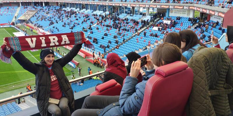 Süper Lig'de kadın taraftar oranları açıklandı