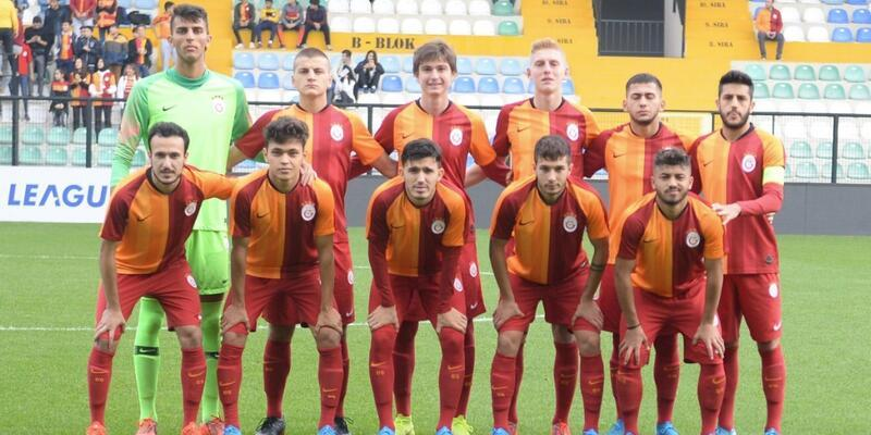 U19 Galatasaray 2-1 Club Brugge MAÇ ÖZETİ