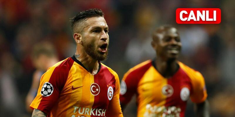 Galatasaray Club Brugge CANLI YAYIN