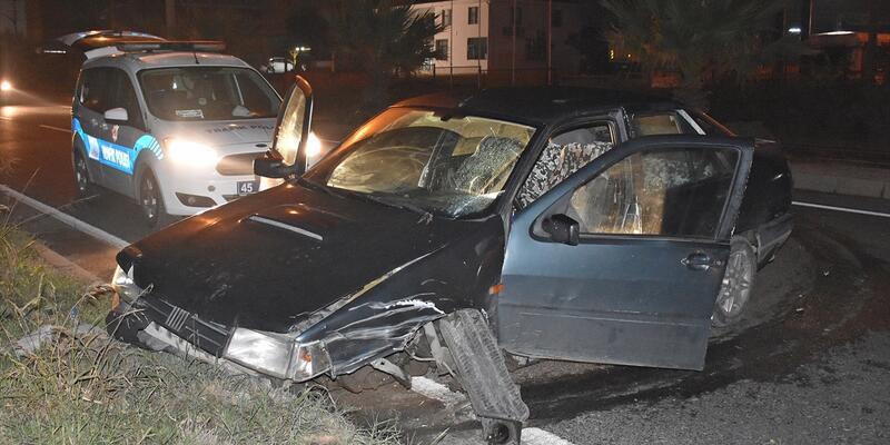 Kaza yapan sürücü 240 promil alkollü çıktı