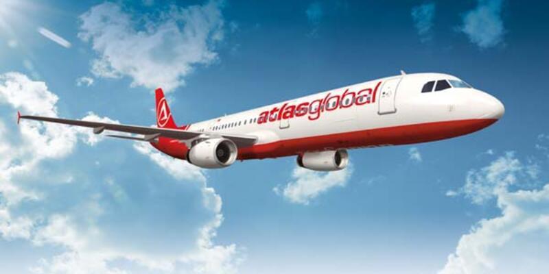 Atlas Global Havayolları, uçuşlarını durdurdu