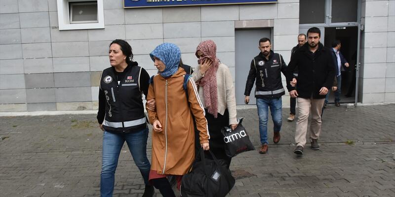 FETÖ/PDY soruşturması kapsamında aranan 5 kişi yakalandı