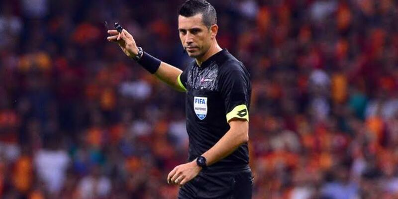 Trabzonspor-Galatasaray maçının hakemi açıklandı